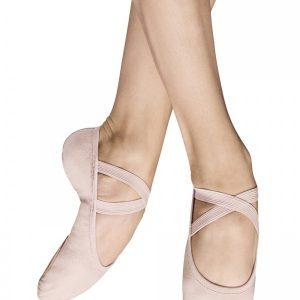 media-punta-ballet-bloch-performa-s0284L-rosa